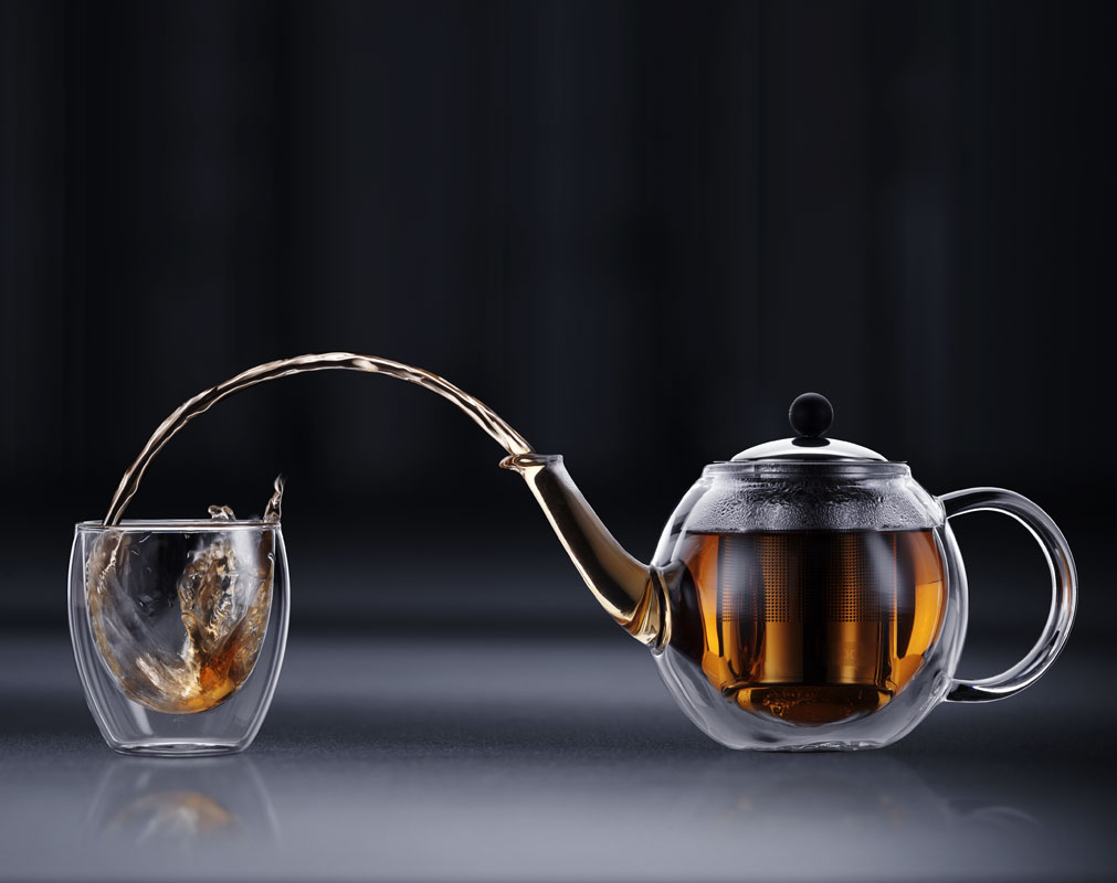 ad photography tea